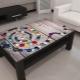 Столы с фотопечатью – современная мебель для кухни