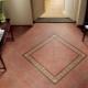 Выбираем плитку на пол в коридор