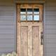 Выбираем входные двери для загородного дома