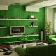 Зеленый цвет обоев: природная красота и стиль вашей квартиры