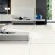Белая напольная плитка: красивые решения для вашего интерьера