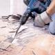 Демонтаж плитки: особенности процесса