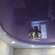 Глянцевые натяжные потолки: преимущества и недостатки