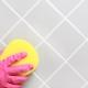 Как очистить плитку от плиточного клея?