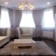 Как оформить гостиную с эркерным окном?