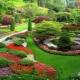 Красивые элементы ландшафтного дизайна