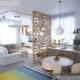 Кухня-гостиная в скандинавском стиле: идеи оформления интерьера