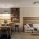 Кухня-гостиная в стиле «минимализм»: особенности и характерные черты