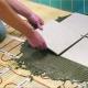 Нагревательные маты под плитку: технология укладки