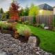 Особенности ландшафтного дизайна участка площадью 15 соток: красивые идеи оформления