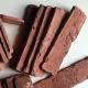 Плитка из старинного кирпича: необычные варианты отделки интерьера