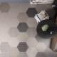 Шестигранная напольная плитка: советы по выбору