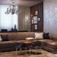 Декоративная штукатурка: красивые варианты отделки стен в интерьере