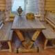 Деревянная мебель для бани: как сделать правильный выбор?