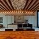 Деревянный потолок в квартире: красивые идеи в интерьере