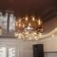 Двухуровневые потолки с подсветкой: их устройство, плюсы и минусы
