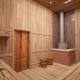 Интерьер бани в разных стилях