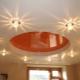 Как выбрать лампочки для натяжных потолков?