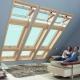 Мансардные окна: виды и особенности установки