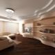 Многоуровневые потолки в дизайне интерьера
