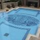 Мозаика для бассейна: особенности выбора