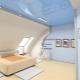 Натяжной потолок на мансарде: примеры дизайна