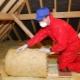 Особенности теплоизоляции потолка дома со стороны чердака