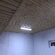 Потолок в гараже: как сделать и чем обшить