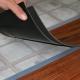 Укладка плитки ПВХ на пол: особенности процесса