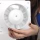 Бесшумные вентиляторы для вытяжки в ванной: особенности выбора