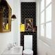Кафельная плитка в туалете: идеи дизайна