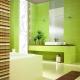 Как выбрать зеленую плитку для ванной?