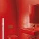 Красный унитаз: виды и идеи дизайна
