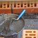От чего зависит расход цемента на 1 куб раствора