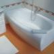 Отдельностоящие ванны: плюсы и минусы