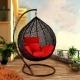 Подушки для садовой мебели: из чего сшить и чем набить?