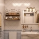 Полки из нержавеющей стали для ванной комнаты: особенности и способы установки