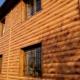 Сайдинг блок-хаус: характеристики и сфера применения