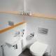 Смесители для раковины с гигиеническим душем: особенности и характеристики