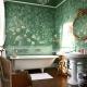 Стеклообои в дизайне интерьера ванной