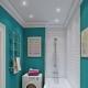 Ванная комната площадью 3 кв. метра: идеи современного дизайна