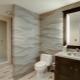 3D-плитка в ванную: особенности, преимущества и виды