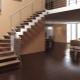 Что собой представляет лестница с забежными ступенями?