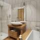 Дизайн ванных комнат площадью 5 и 6 м2: лучшие идеи планировки