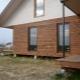 Фасадный планкен: виды материала для отделки загородных домов