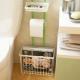 Газетницы для туалета: особенности конструкции и обзор моделей