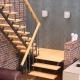 Изготовление межэтажных лестниц для коттеджей: нюансы строительства и красивые примеры