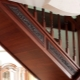Как обшить металлокаркас лестницы деревом: технология и советы мастеров