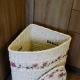 Как выбрать угловую корзину для белья?