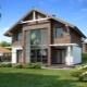 Каркасный дом размером 8х8: красивые чертежи и проекты
